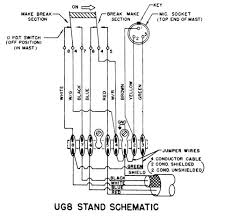 astatic d 104 microphones ug8 stand