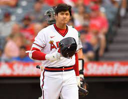host Shohei Ohtani, Mike Trout in 2022