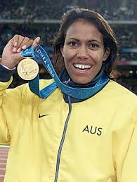 Olympics | olympic games, medals, results & latest news Cathy Freeman Oam Australian Sprinter The First Ever Aboriginal Commonwealth Games Gold Medalist At Ag Australia Olympics Commonwealth Games Olympic Champion