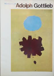 adolph gottlieb paintings 1959 1971