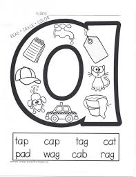 Read Trace Color Vowels Lovetoteach Org