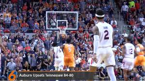 Auburn vs Tennessee Basketball ...
