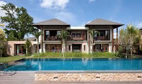 5 Bedroom Villa Seminyak Style Interesting Design