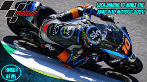 LUCA MARINI TO JOIN AVINTIA DUCATI! - MotoGP News - YouTube