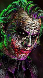 Joker face, Batman joker wallpaper ...