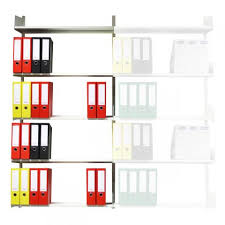 office wall mounted shelving. Photo Of Technic Office Shelving 1680mm Height, 900mm, Width, 300mm Depth Wall Mounted