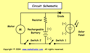 solar motor and solar battery charger solar battery charger and dc motor schematic