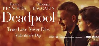 romantic movie poster these new deadpool posters totally make it look like a love