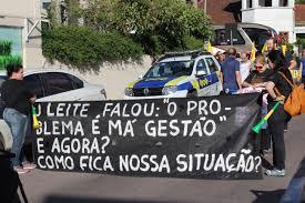 Protesto contra o governo estadual reúne cerca de mil pessoas em Bento  Gonçalves – Jornal Integração da Serra