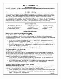Corporate Attorney Resume Resume Work Template