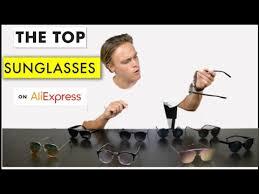 9 Best <b>Sunglasses</b> on AliExpress (so far) - YouTube