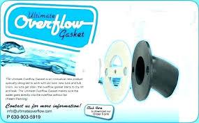 bathtub drain leak repair tub drain gasket bathtub overflow drain bathtub overflow drain leak repair attached