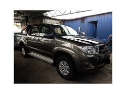 2010 Toyota Hilux for sale in Malaysia for RM53,800 | MyMotor