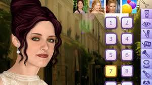 true make up game kristen stewart edition screenshot on ios