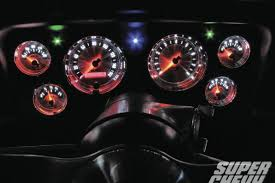 aftermarket gauges gauges a shot of muscle super chevy sucp 1209 01 after market gauges a shot of muscle