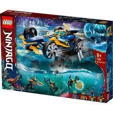 LEGO NINJAGO geht im Sommer 2021 unter Wasser
