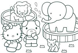 Coloring Pages Of Animals Games Coloring Zoo Animals Coloring Pages