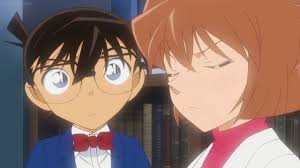 Conan x Ai] Dont flirt too much while in Shinichi's body (Haibara Rules) -  YouTube