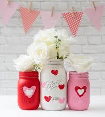 Mason Jar Projects Valentine Day Mason Jar Craft Mason Jar Crafts Love