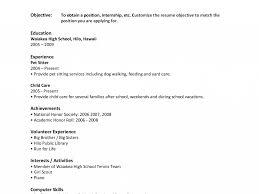 Download Work Experience Resume Haadyaooverbayresort Com