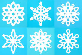 Snowflake Patterns Beauteous Paper Snowflake Patterns Elsa Series Yes I Love Walmart