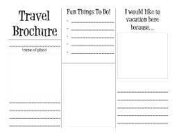 Teacher Brochure Example Spanish Brochure Examples Teaching Brochure Templates Music Brochure