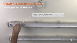 osram substitube connected vid�o d'installation youtube Residential Electrical Wiring Diagrams osram substitube connected vid�o d'installation