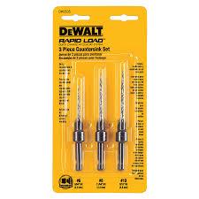 dewalt drill bit set. dewalt 3-pack high-speed steel twist drill bit set dewalt