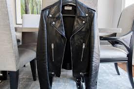saint lau leather biker jacket felix fashion reviews