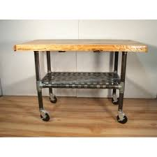portable kitchen island for sale. Industrial Wood And Iron Wheeled Cart Kitchen Island Regarding Inspirations 17 Portable For Sale