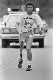 terry fox running to the heart of rdquo montecristo ldquoterry fox running to the heart of rdquo montecristo