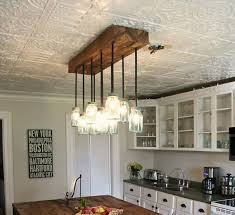 rustic light fixtures for dining room