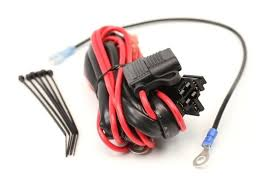 denali plug n play wiring harness for dual tone airhorns revzilla Wiring Harness Wiring Harness #24 wiring harnesses