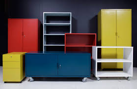 contemporary office storage. Modern Office Furniture - Metal Storage 1.0 Modern-home-office Contemporary E