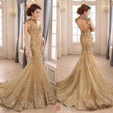 download champagne wedding dresses with sleeves wedding corners