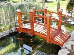 Small Picture Backyard Bridge Ideas Backyard Design And Backyard Ideas