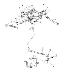 1997 dodge grand caravan throttle control thumbnail 2