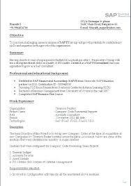 Sample Security Consultant Resume Sap Srm Consultant Resume Skinalluremedspa Com