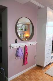 Coat Rack Shelf Ikea 100 Ideas To Use IKEA Ribba Ledges Around The House DigsDigs 35