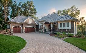 Exterior Cottage Style Rambler Gonyea Home
