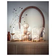<b>BEGÅVNING БЕГОВНИНГ</b> - Стеклянный клош на подставке <b>IKEA</b> ...