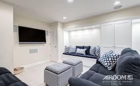 lighting ideas ceiling basement media room. Media Room Design: How To Build The Ultimate Room. Winnetka Basement Remodeling Lighting Ideas Ceiling