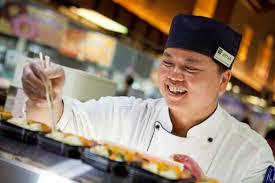 Sushi Cook Brian Kuo Sushi Spotlight