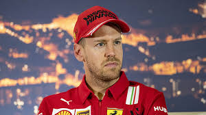 The german will start sunday's race in 11th. Vettel To Leave Ferrari Roberts Joins Williams As Managing Director Cgtn