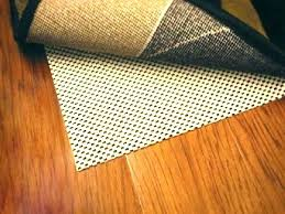 best rug pad for hardwood floors thick 9x12