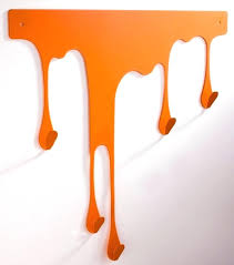 various cool wall hooks are you interested in our paint drip wall hooks with our drop