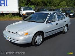 2001 Chevrolet Prizm in Silver Metallic - 433858 | NYSportsCars ...