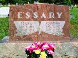 columbus Essary (1885 - 1963) - Genealogy