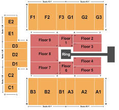 Wildwood Convention Center Seating Chart Wwe Wildwoods Convention Center Tickets And Wildwoods Convention