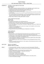Audit Assistant Sample Resume Audit Assistant Resume Samples Velvet Jobs 1